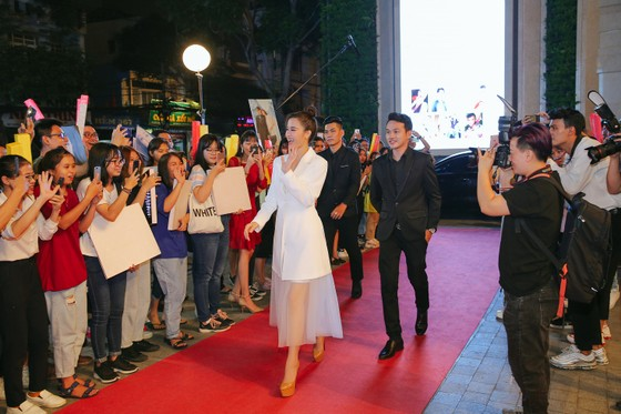 Cả dàn sao Việt tham gia web drama đầu tay của Minh Hằng ảnh 3