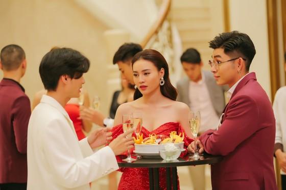 Cả dàn sao Việt tham gia web drama đầu tay của Minh Hằng ảnh 1