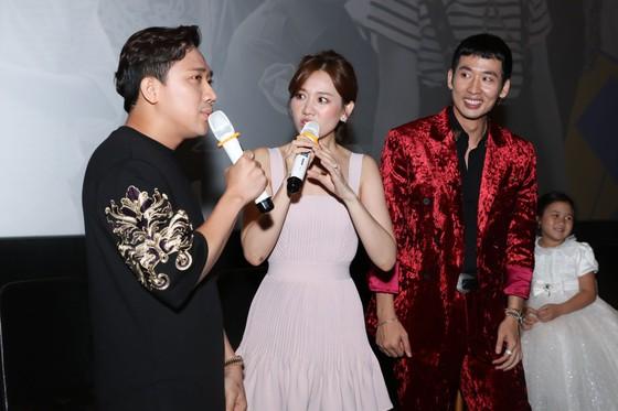 Diễn viên Tuấn Trần ra mắt phim mới về tình phụ tử ảnh 5