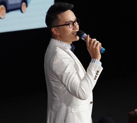 Dàn nghệ sĩ Việt cùng hội ngộ trong 'Vô lăng tình yêu' ảnh 3