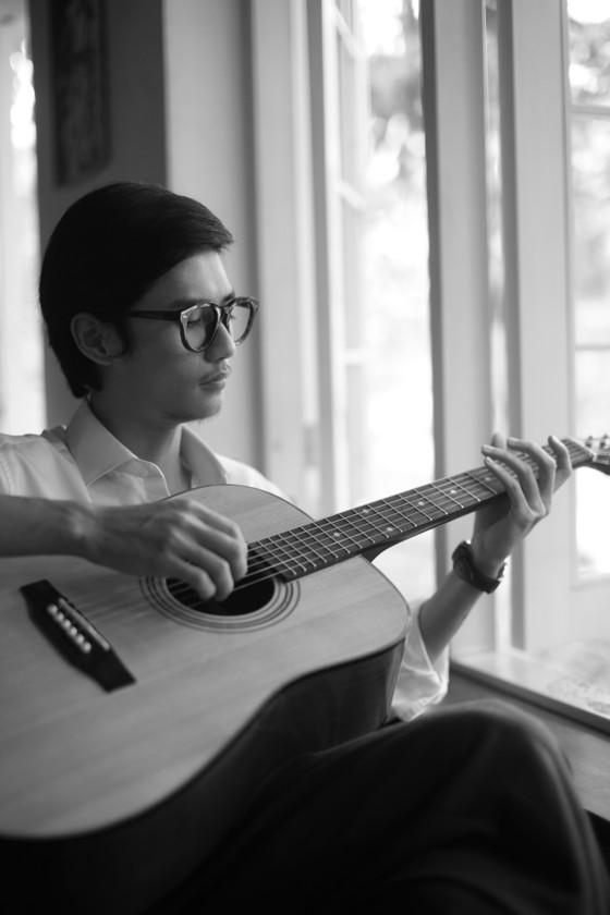 Hé lộ gương mặt đảm nhận vai Trịnh Công Sơn thời trẻ ảnh 2