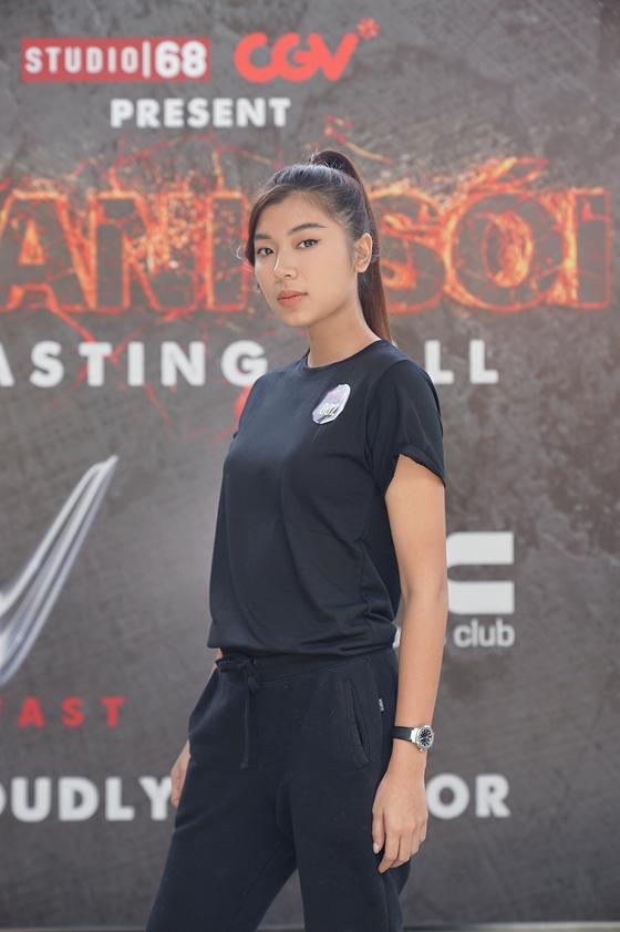 Phim Thanh Sói công bố 8 gương mặt 'đả nữ' thế hệ mới ảnh 2