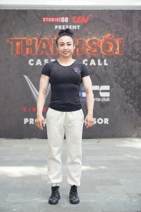 Phim Thanh Sói công bố 8 gương mặt 'đả nữ' thế hệ mới ảnh 7