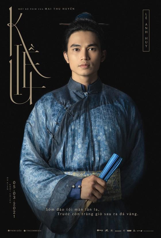 Nam vương gốc Việt vào vai Thúc Sinh phim Kiều ảnh 4
