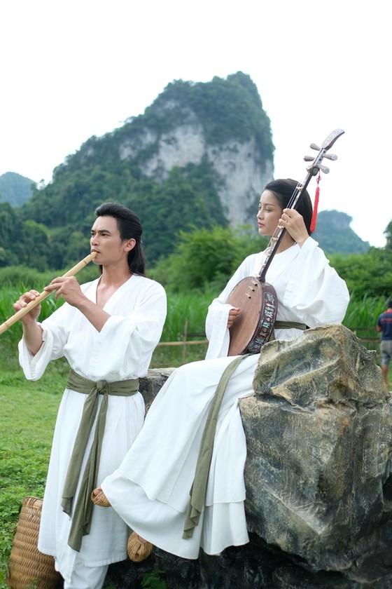 Phim 'Kiều' hé lộ cuộc tình tay ba đầy oan nghiệt ảnh 1