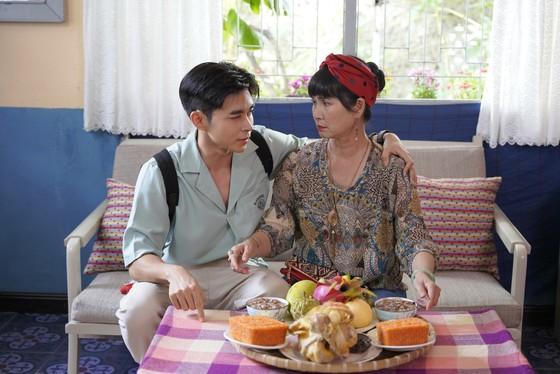 'Mẹ chồng quốc dân' Lan Hương đóng phim truyền hình Tết ảnh 3