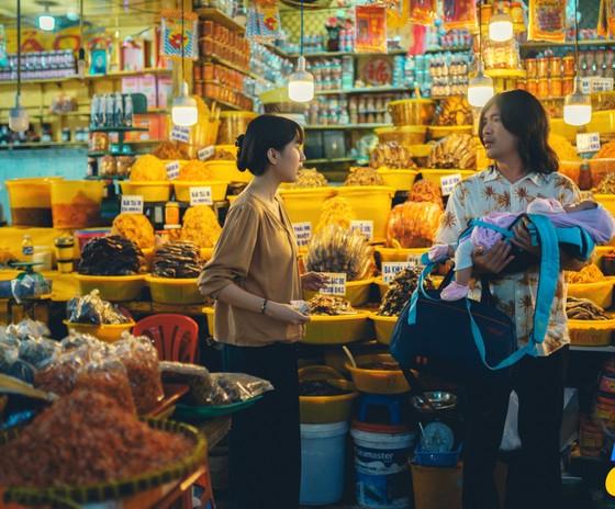 Diễn viên Thu Trang bất ngờ công bố dự án phim mới ảnh 2