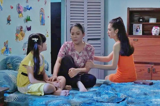 NSND Kim Xuân đánh dấu sự trở lại với 'Công chúa nhỏ của nội' ảnh 3