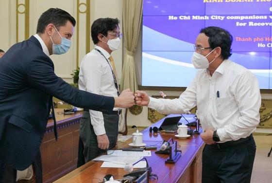 TPHCM đồng hành cùng doanh nghiệp FDI ảnh 1