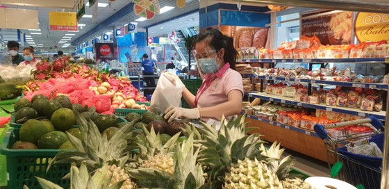 TPHCM: Nguồn hàng hóa cung ứng về nhiều  ảnh 1