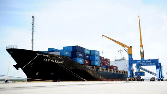 Hoàn thành mở rộng cảng Chu Lai, Quảng Nam ảnh 4