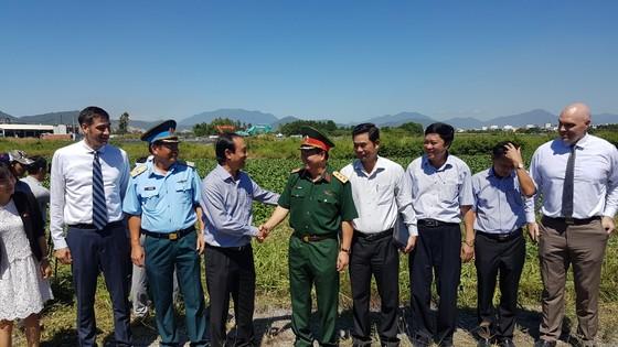 Bàn giao 12,7ha đất quốc phòng để mở rộng sân bay quốc tế Đà Nẵng  ảnh 3