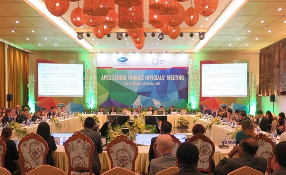 Các bộ trưởng tài chính xem xét kết quả hợp tác về bốn chủ đề ưu tiên  ảnh 1