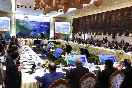 Khai mạc Hội nghị Bộ trưởng Tài chính APEC 2017 ảnh 4