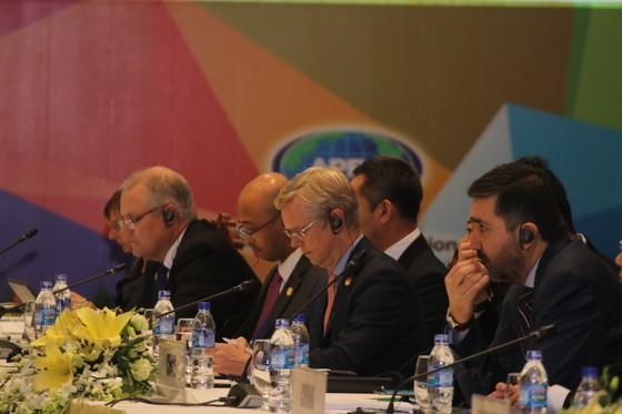 Khai mạc Hội nghị Bộ trưởng Tài chính APEC 2017 ảnh 5
