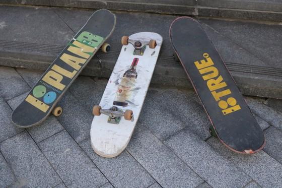 Skateboard, sân chơi hấp dẫn cho bạn trẻ Đà Nẵng  ảnh 6