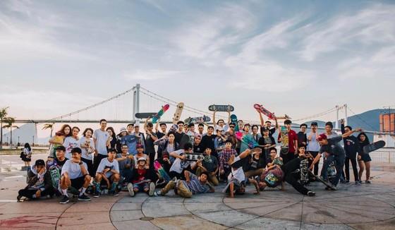 Skateboard, sân chơi hấp dẫn cho bạn trẻ Đà Nẵng  ảnh 1