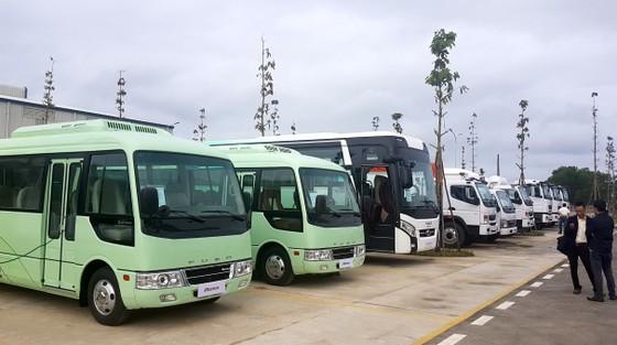 Đà Nẵng khai trương mô hình trung tâm ô tô tải, bus kiểu mẫu đầu tiên cả nước ảnh 3