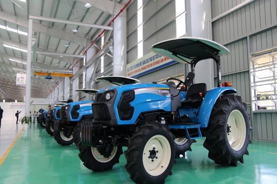 Quảng Nam đưa vào hoạt động nhà máy sản xuất máy nông nghiệp lớn và hiện đại nhất nước  ảnh 1