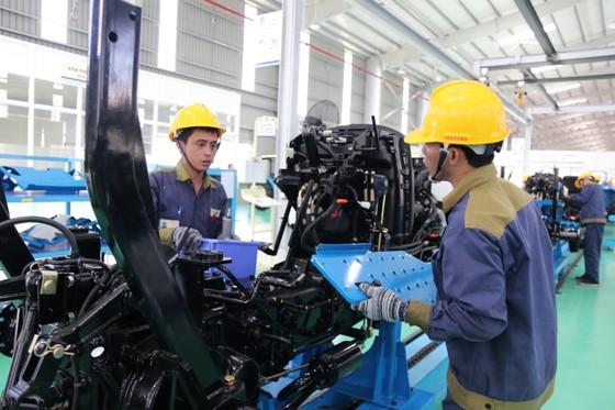 Quảng Nam đưa vào hoạt động nhà máy sản xuất máy nông nghiệp lớn và hiện đại nhất nước  ảnh 4