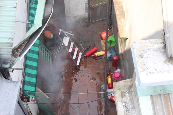 Kịp thời dập tắt đám cháy ở ngôi nhà vắng chủ  ảnh 2