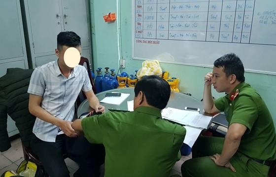 Phóng viên Báo Giao Thông bị hành hung, giam lỏng khi đang tác nghiệp  ảnh 1