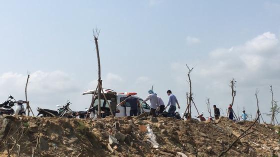 Đà Nẵng: Phát hiện xác nam thanh niên nổi trên sông  ảnh 1