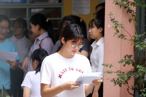 Đà Nẵng: Không có thí sinh, cán bộ nào vi phạm quy chế thi  ảnh 1