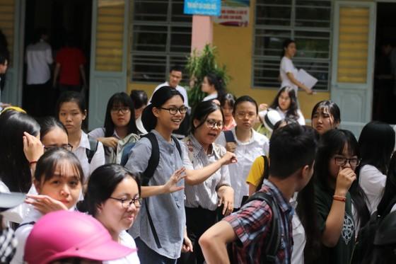 Đà Nẵng: Không có thí sinh, cán bộ nào vi phạm quy chế thi  ảnh 5