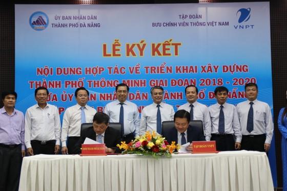 TP Đà Nẵng hợp tác với VNPT xây dựng Thành phố thông minh ảnh 5