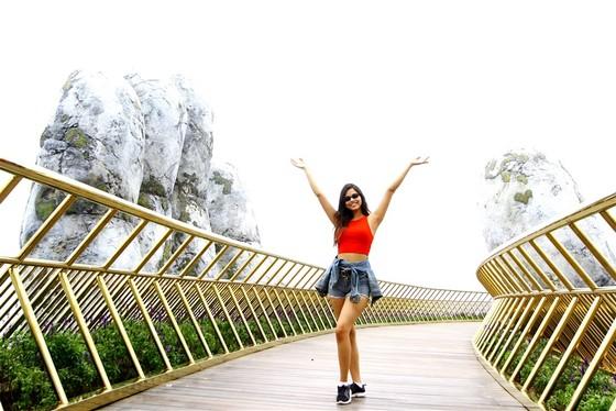 Cầu Vàng Đà Nẵng lọt Top 100 địa điểm tuyệt vời nhất thế giới  ảnh 2