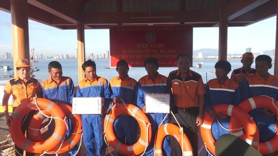 Tàu cá cùng 6 ngư dân Đà Nẵng gặp nạn ở phía Nam quần đảo Hoàng Sa ảnh 4