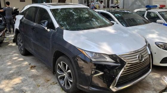Vào Đà Nẵng trộm ô tô Lexus mang về Nam Định đổi màu sơn ảnh 1