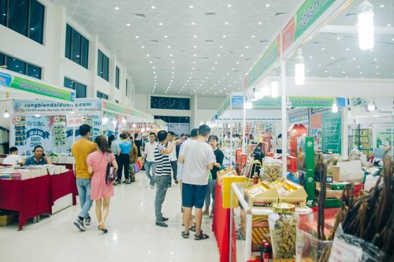 Hơn 500 gian hàng trưng bày tại hội chợ EWEC Đà Nẵng ảnh 3