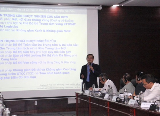 Đóng góp ý tưởng điều chỉnh quy hoạch chung TP Đà Nẵng đến năm 2030, tầm nhìn 2045 ảnh 1