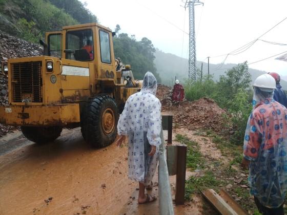 Mưa lớn trên diện rộng, Quảng Trị di dời khẩn cấp hàng trăm hộ dân ảnh 1