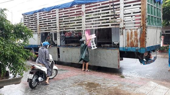 Mưa lớn trên diện rộng, Quảng Trị di dời khẩn cấp hàng trăm hộ dân ảnh 3