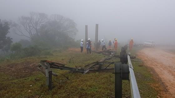 Quảng Trị: 2 xã miền núi mất điện nhiều ngày chưa thể khắc phục sau lũ ảnh 2