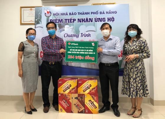 Nhiều doanh nghiệp chung tay cùng tuyến đầu chống dịch Covid-19 ở Quảng Nam và Đà Nẵng ảnh 2