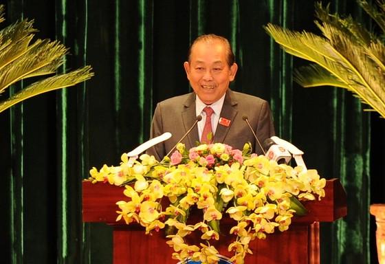 Phấn đấu xây dựng Đà Nẵng trở thành trung tâm KT-XH lớn, là đô thị sinh thái, hiện đại, thông minh và đáng sống ảnh 3