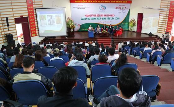 Hơn 400 bạn trẻ ở Lâm Đồng được hỗ trợ khởi nghiệp ảnh 1