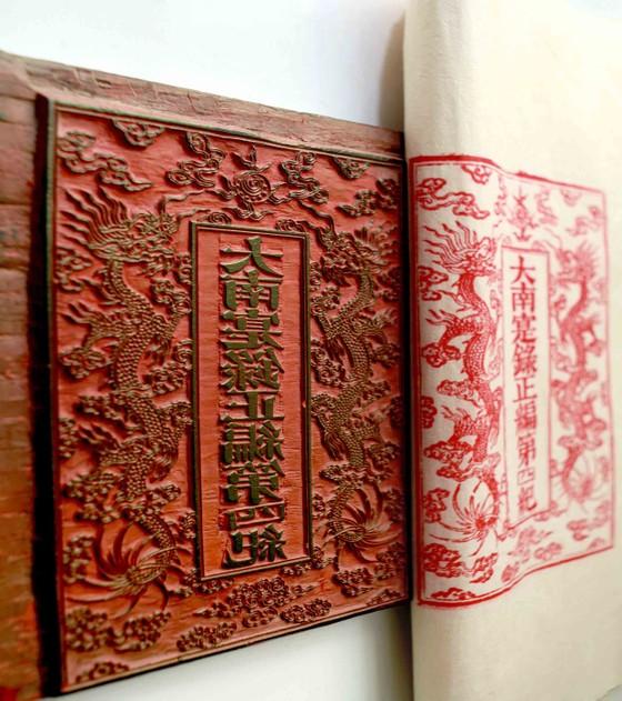 Khám phá nơi lưu trữ Mộc bản Triều Nguyễn ảnh 12