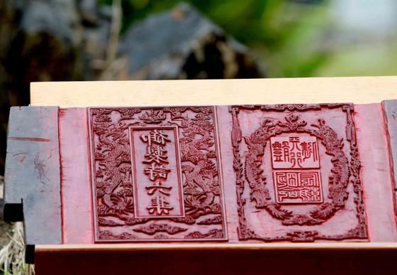 Khám phá nơi lưu trữ Mộc bản Triều Nguyễn ảnh 14