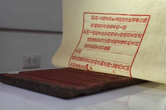 Khám phá nơi lưu trữ Mộc bản Triều Nguyễn ảnh 7