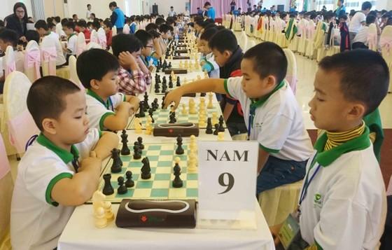 Hơn 900 VĐV dự giải vô địch cờ vua trẻ toàn quốc năm 2017 ảnh 2