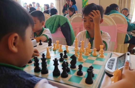 Hơn 900 VĐV dự giải vô địch cờ vua trẻ toàn quốc năm 2017 ảnh 5