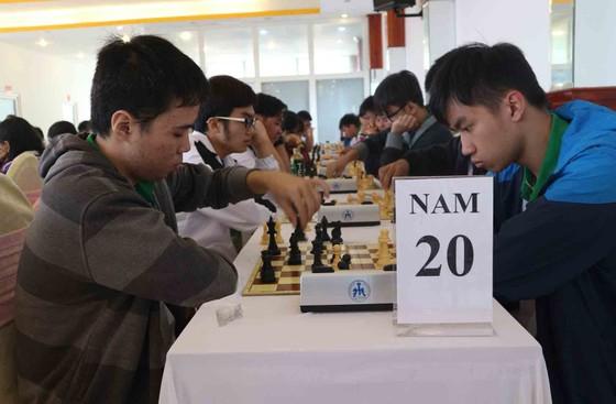 Hơn 900 VĐV dự giải vô địch cờ vua trẻ toàn quốc năm 2017 ảnh 4