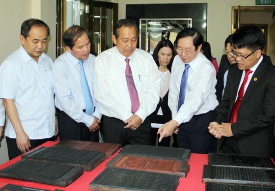 Giới thiệu Di sản Mộc bản triều Nguyễn với cộng đồng quốc tế ảnh 2