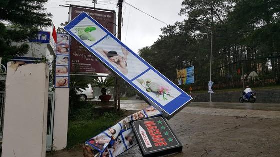 Lâm Đồng: Toàn bộ học sinh được nghỉ học tránh bão ảnh 2