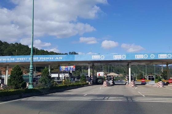 Giảm phí đồng loạt các phương tiện trên tuyến cao tốc Liên Khương - Prenn (Đà Lạt) ảnh 1